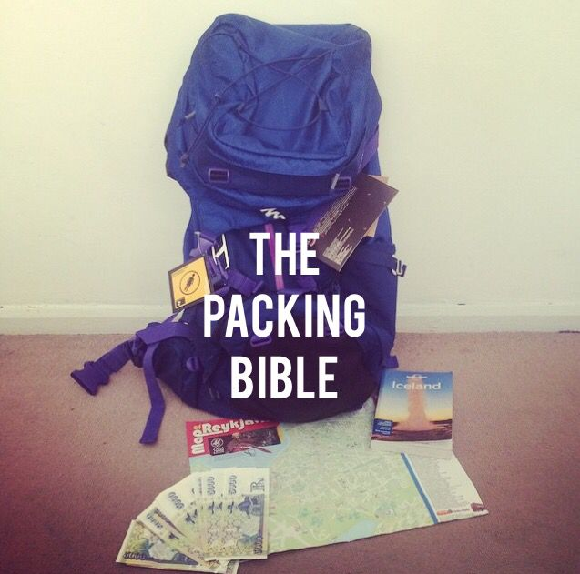 Here's some things I've learnt over the years about backpacking and packing your backpack/suitcase. A must read for first time backpackers/travellers. Know your own strength Recommended backpack fo...