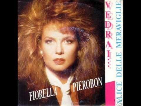 Fiorella Pierobon - Vedrai... (1991)Bellissima Fiorella e brano stupendo..., da pelle d'oca! ;-)