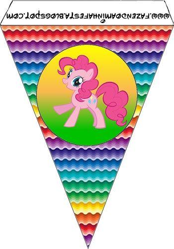 Imprimibles de My Little Pony 7.