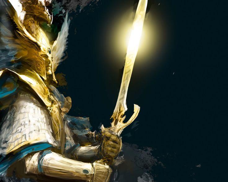 Tyrion Incarnate of Light