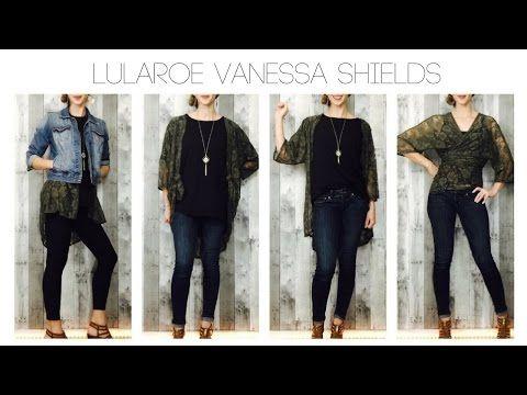 LuLaRoe Lindsay: EIGHT Ways! - YouTube