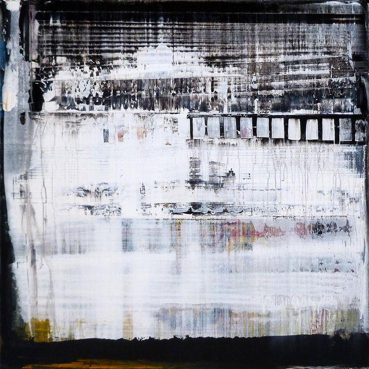 Phosphènes 4 par Michel Soulières, artiste présentement exposé aux Galeries Beauchamp. www.galeriebeauchamp.com