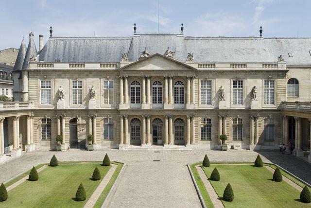 Archives nationales (Paris) Hôtel de Soubise - Archives nationales (France) —…