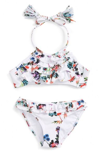 Little Peixoto Grace Two-Piece Swimsuit (Toddler Girls & Little Girls) available at #Nordstrom