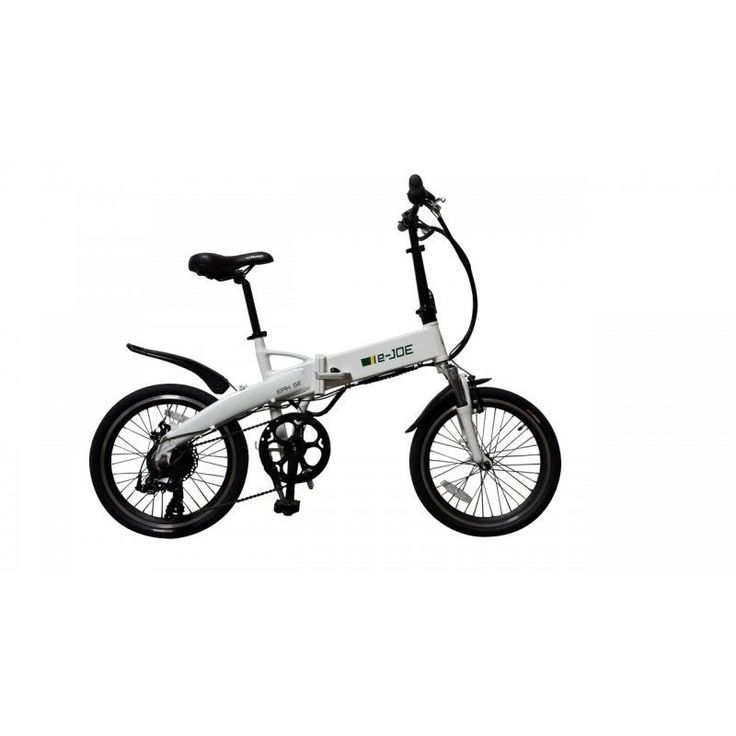 e-JOE 2017 EPIK SE 36V Electric Folding Bike Sport Edition