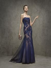 Společenské šaty Pronovias Fluvia