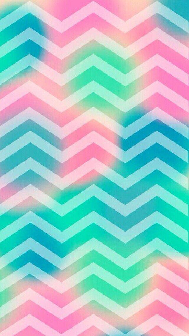 Cute Girly Chevron Wallpapers Wallpaper My Girly Wallpaper In 2019 Fondos Fondo