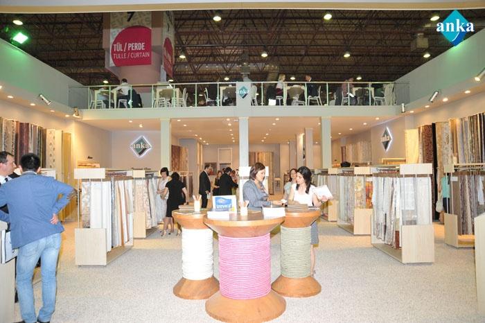Evteks Fairs 2013 Anka Textile