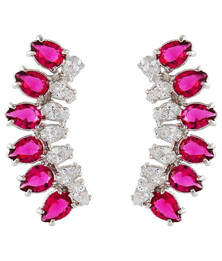 brinco earcuff rubi rosa semijoias de luxo https://www.waufen.com.br/semijoias/brinco-earcuff-rubi-rosa-semi-joias-modernas-fornaci/