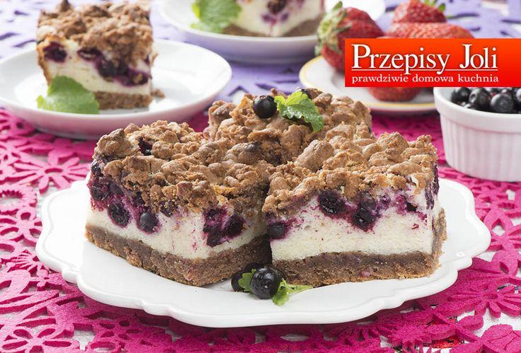 CIASTO GRYSIKOWE Z CZARNĄ PORZECZKĄ - pyszne, domowe ciasto :) tradycyjny przepis.
