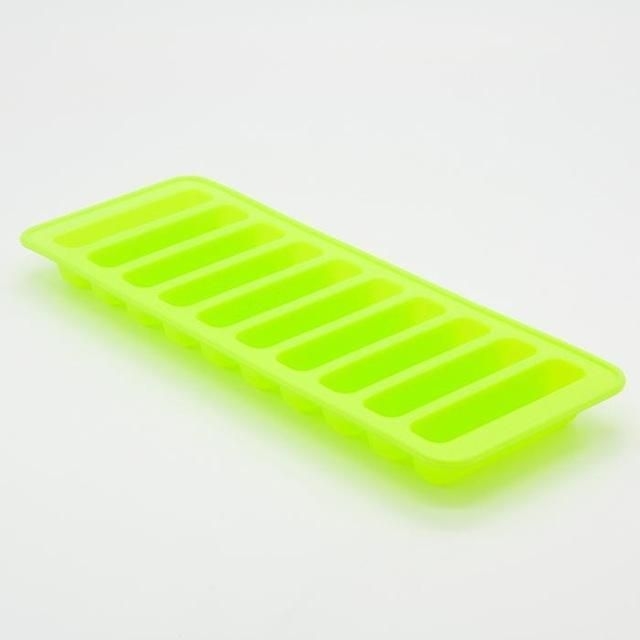 Silicone Ice Stick Tray Mould Ice Cube Tray Molds Silicone Ice Cube Tray Water Bottle Ice Cube Tray