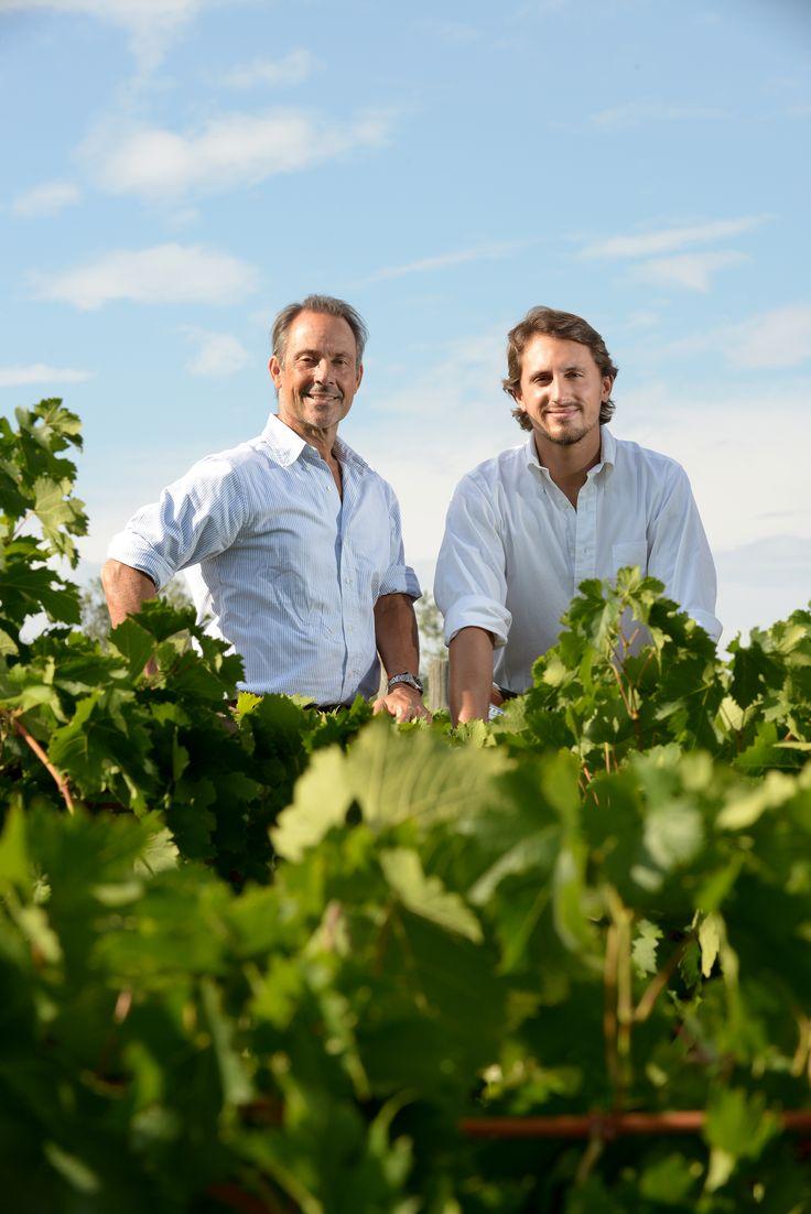 Luca E Rocco Sanjust Petrolo Winery Winery Lucas Photo