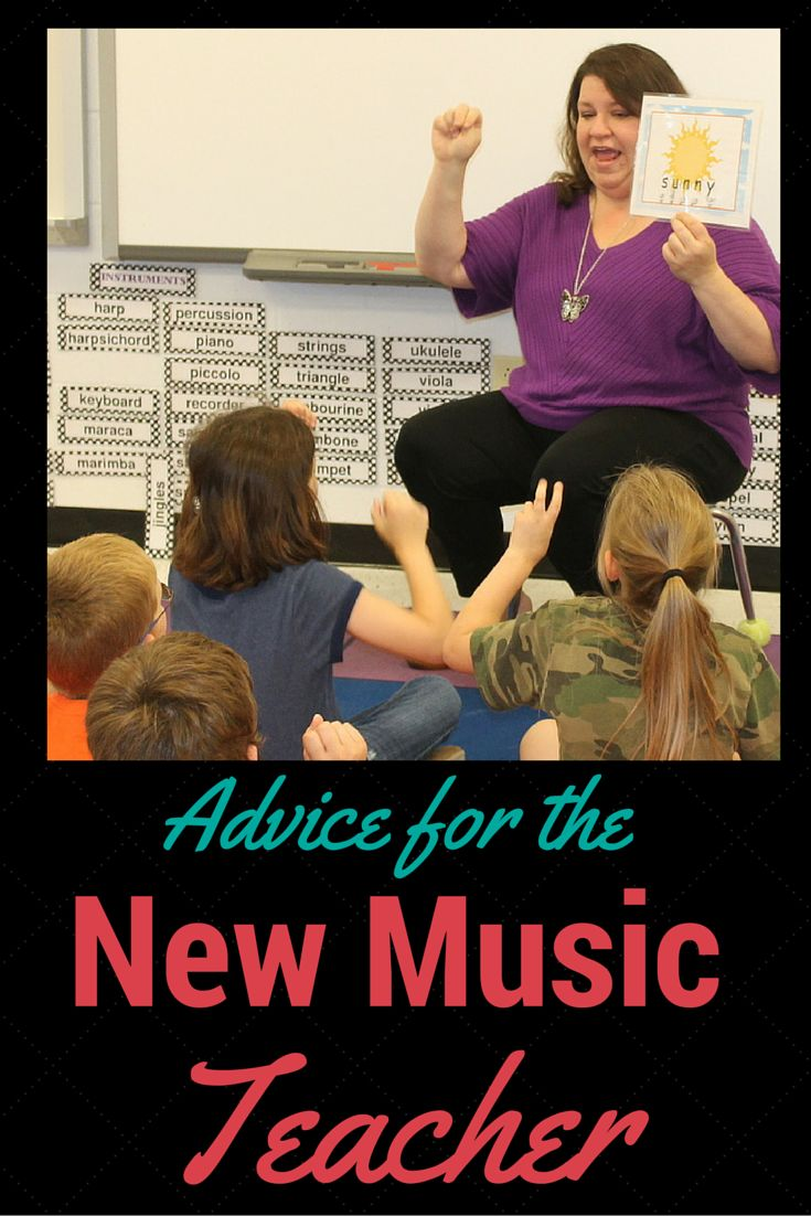 "11 Tips for the New Music Teacher. A practical and sometimes hilarious look at ways to prepare for the first year. Tips include ""Get ready to play the name game. The struggle is real and there are 20 ways to spell McKenzie."" and ""Make Your Room Beautiful-they ARE judging you!"""