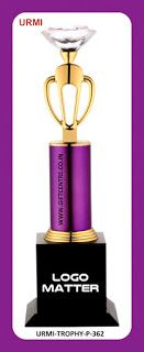 Trophy in Ahmadabad - Premium Trophy, Memento, Awards in Giftcentre: Trophy-Ahmedabad