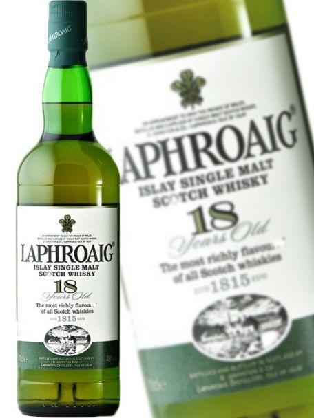 LAPHROIG 18 YO
