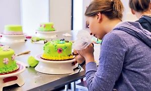 "Cake Decorating Class for One, Two, or Four at Carlo's Bakery, Seen on TLC's ""Cake Boss"" (Up to 50% Off)"