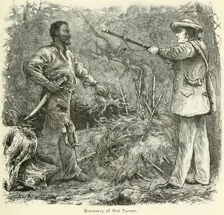 Cool Nat Turner: Legendary Slave Rebellion Had The Highest Death Toll Documented In The American South