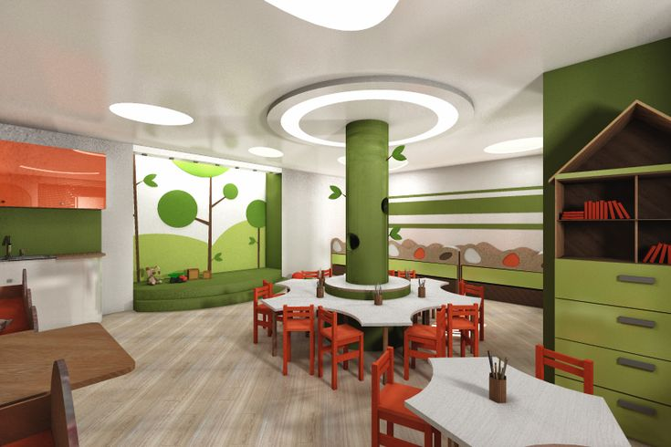 awesome child care center | Artwork Gallery - Interiors and Exteriors, Landscapes, Home Design ...
