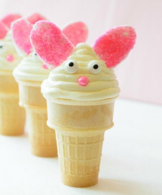 16 Simply Sweet Kid-Friendly Treat to Make for Easter