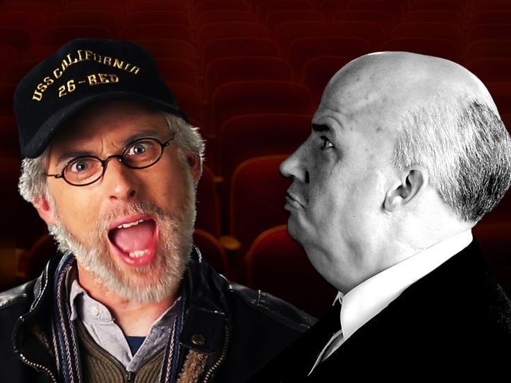 Steven Spielberg vs Alfred Hitchcock - Epic Rap Battles of History! #erb #epic #epicrapbattlesofhistory