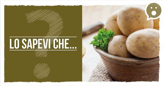 Conservare bene le patate