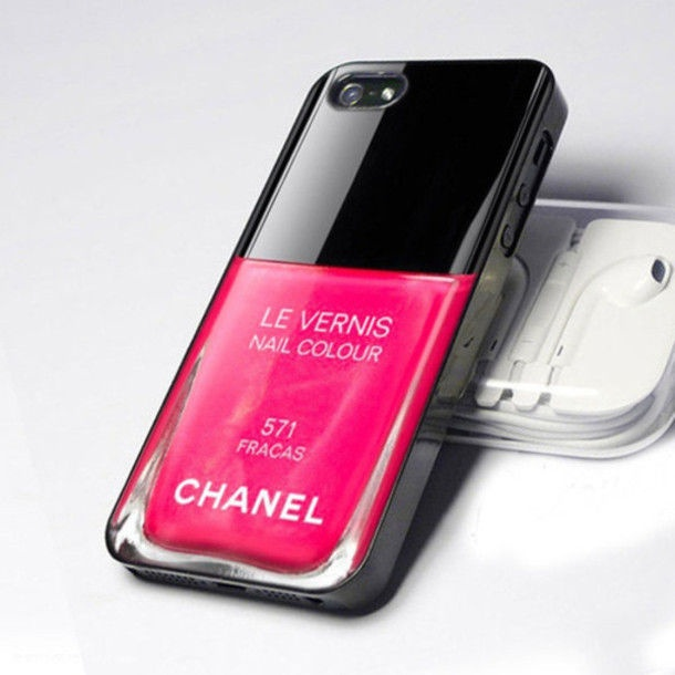 7 best Phone covers images on Pinterest | Phone covers, Chanel nails ...