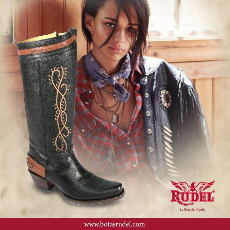 El modelo Pekín ya lo tenemos disponible en la tienda en línea. #Pekin #Botasrudel #mexico #hechoenmexico #consumelocal #vaquera #botas #dama #boots #shoes #fashion #photo #liveauthentic #styles #fashionstyles #countryliving #cowgirlstyle #westernfashion #country #shoestagram #lady #ranchlife #feriadesanmarcos #mineraldepozos #TradicionRudel.