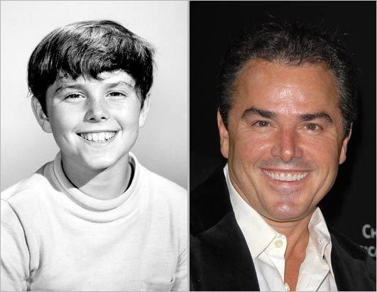 Christopher Knight played Peter Brady...