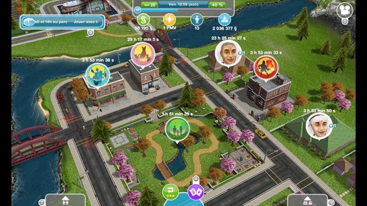 Les Sims Gratuit sur la Freebox << SimCookie