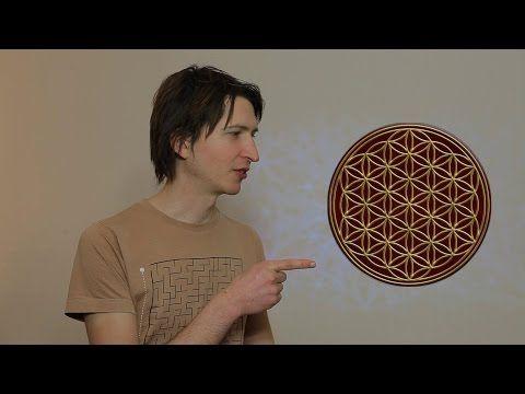 Ovoce života 1: Co je to posvátná geometrie? Květy života a jeho variace ve světě - YouTube