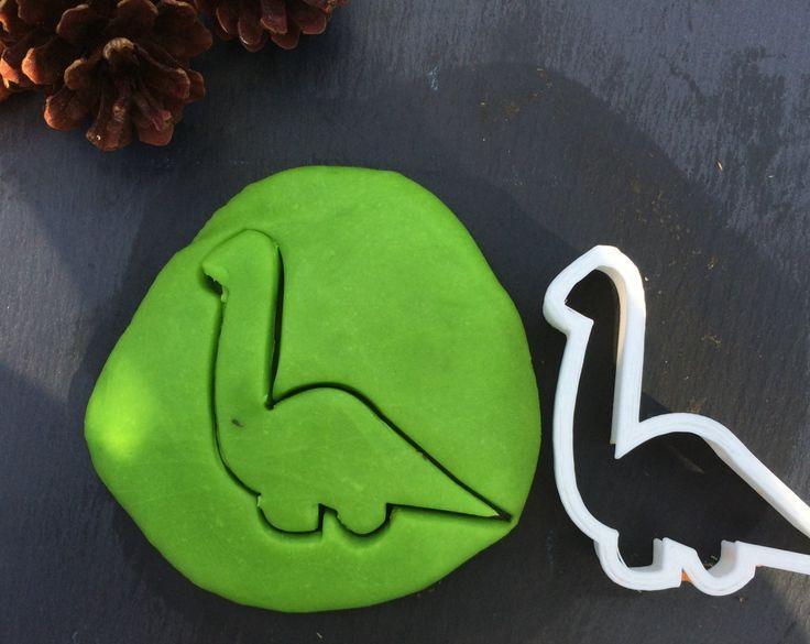 Brontosaurus Cookie Cutter