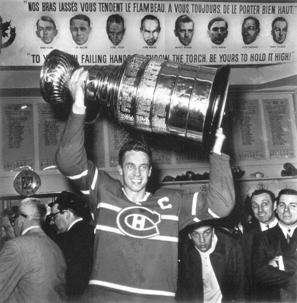 "Dave Stubbs on Twitter: ""#Habs icon Jean Béliveau, hockey's greatest ambassador, profoundly missed one year today https://t.co/9zJvuh91fE"""