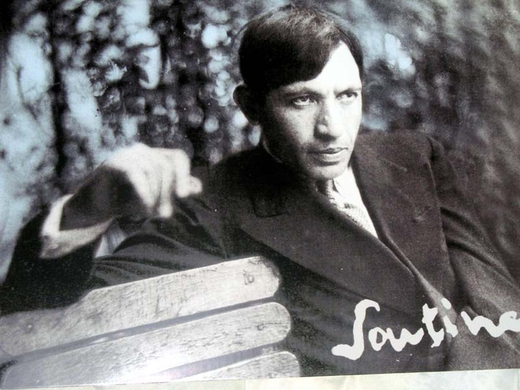 Another favorite artist-Chaim Soutine