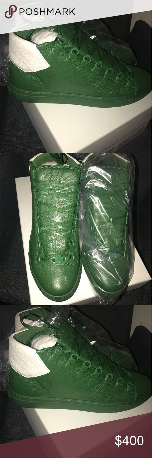 Men's Balenciaga Arena-Rare Color Edition Brand new never been worn Men's Balenciaga Arena sneakers Size 43 (Men's Us 10) Balenciaga Shoes Sneakers