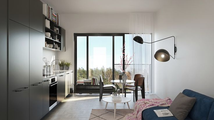 V28 by Glommen & Lindberg 74 apartments in Sollentuna, Stockholm Architect: SR-K