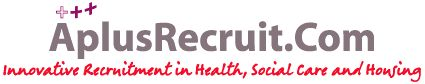 Aplusrecruit.com for nurses and care jobs in UK . https://aplusrecruit.com/jobs/