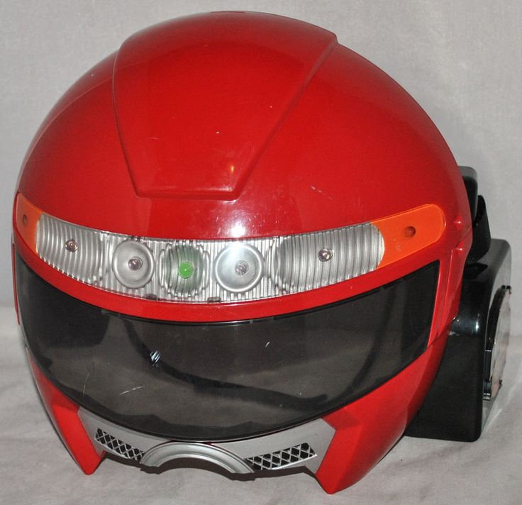 Power Rangers Operation Overdrive - Power Night Vision Helmet by IMC Toys