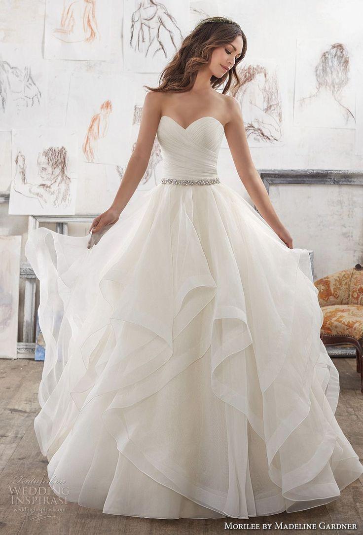 25 Best Ideas About Ball Gown Wedding On Pinterest