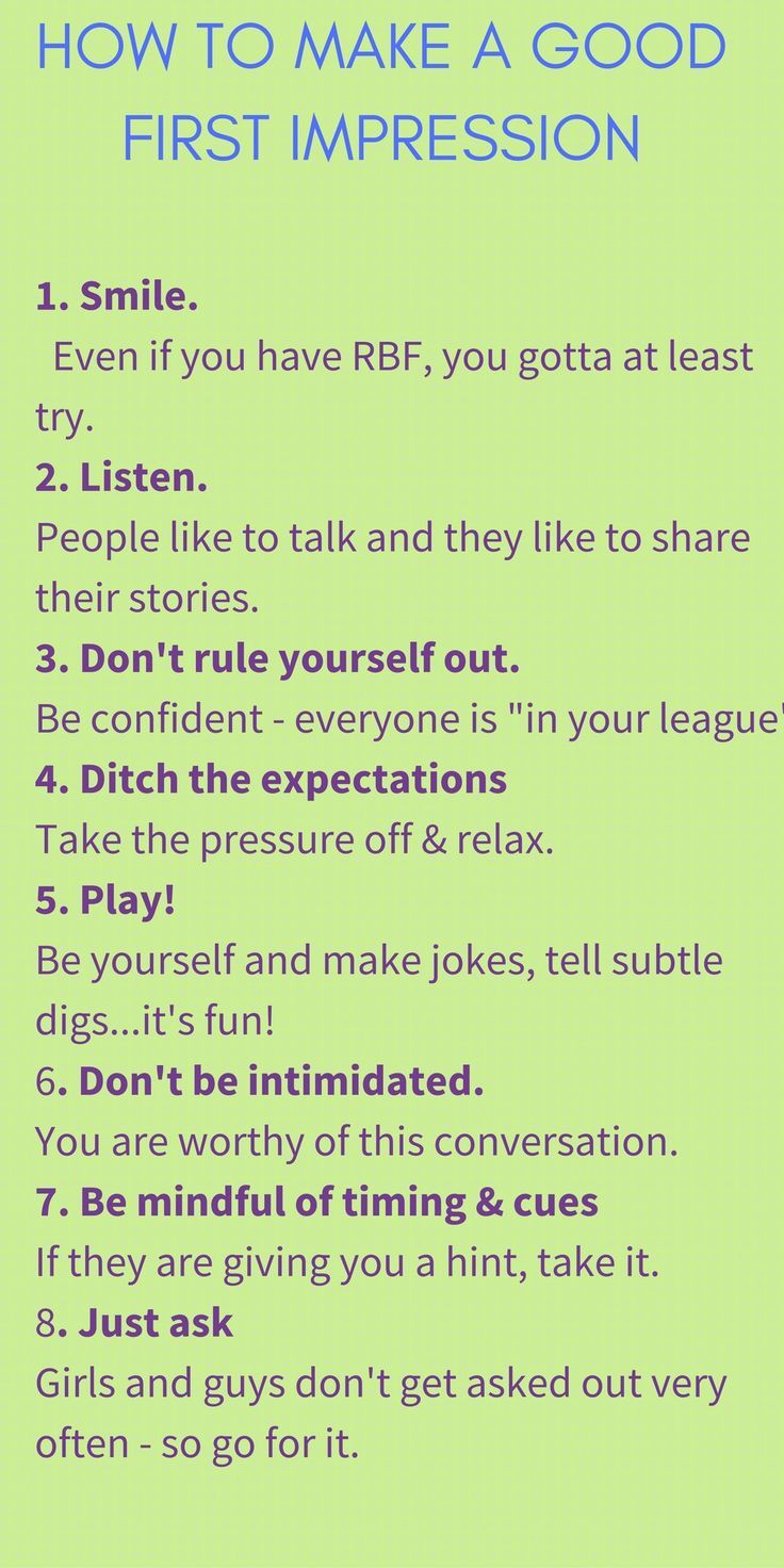 1. Be With Someone Who Values Communication