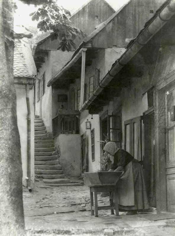 Tabán, 1930 körül