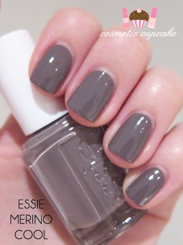 Merino Cool-EssieEssie Merino, Nails Colors, Fall Colors, Nail Colors, Merino Cool Essie, Nails Polish, Color Nails, Cool Nails, Hair Makeup And Nails