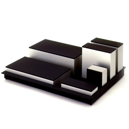 Helit norman foster series desk accessories objects s for Modern office decor accessories