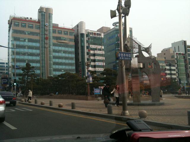 광안리해수욕장 민락회센타
