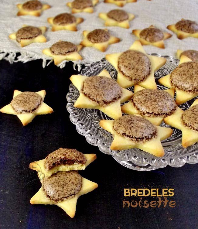 Bredeles coeur noisette et test du robot pâtissier Moulinex masterchef gourmet : Il était une fois la pâtisserie