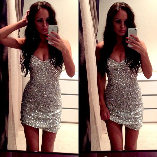 Find More Cocktail Dresses Information about Awesome heavy rhinestones cocktail dress sexy backless mini women tight dresses for cocktail holiday prom short dress to party,High Quality dress outline,China dress empire Suppliers, Cheap dress cork from Ice-Beauty-Dresses on Aliexpress.com