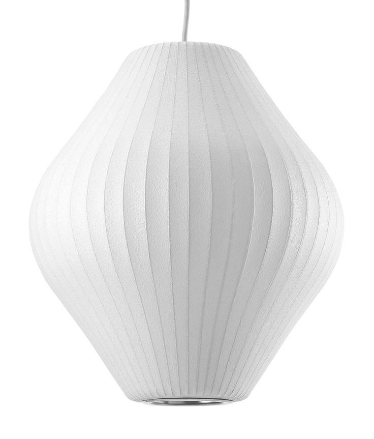 Bubble lamp Pear av George Nelson