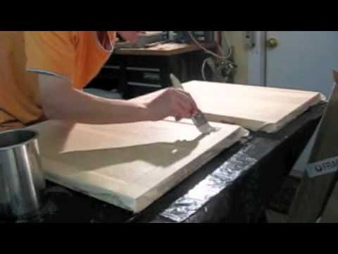 ▶ egg tempera: process panels 1 - YouTube