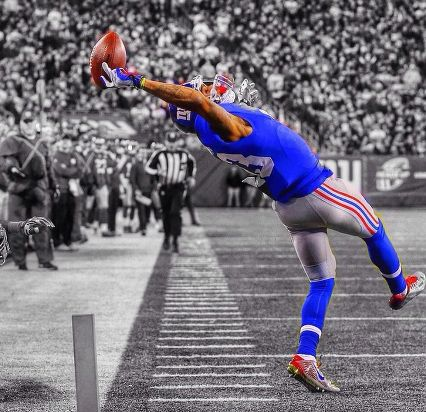 Another pic of the great Odell Beckham Jr. catch