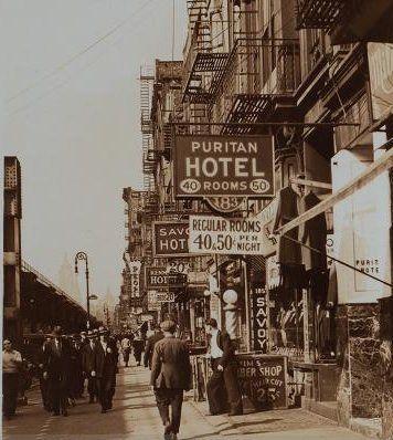 New York 1930's