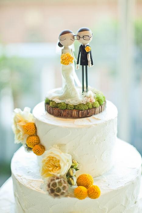 whimsical cake.